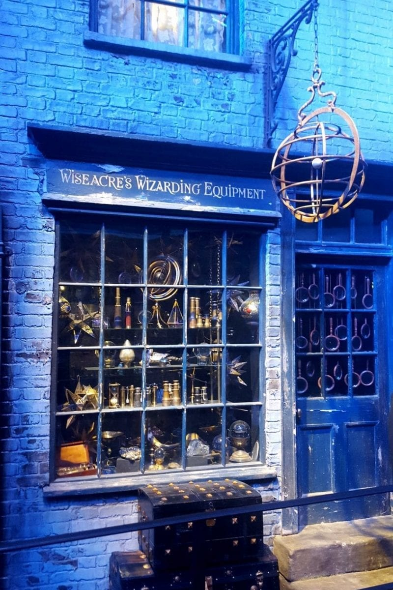 The Muggle's Guide to The Harry Potter Studio Tour in London