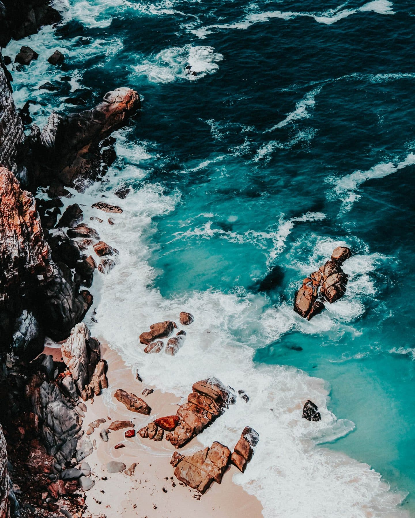 cape point in south africa