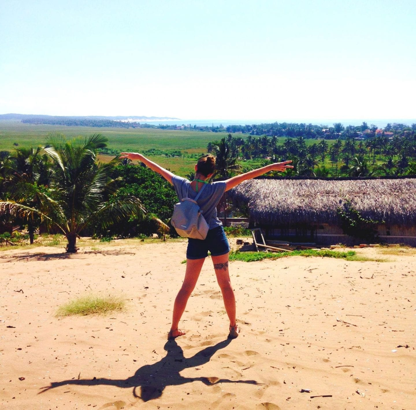 How to Travel to Mozambique on a Budget from South Africa | Want to travel to Mozambique on a budget? It's one of the cheapest destinations for South Africans. Here's how I spent 10 days in Tofo for less than R 6 000.00 | #africa #africatravel #mozambique #budgettravel #backpacking