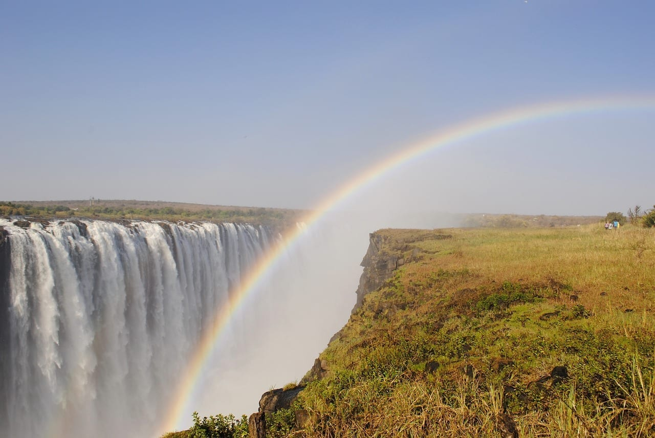 A Quick Guide to Victoria Falls: Everything You Need to Know | Wanderlust Movement | #victoriafalls #worldwonder #zimbabwe #zambia