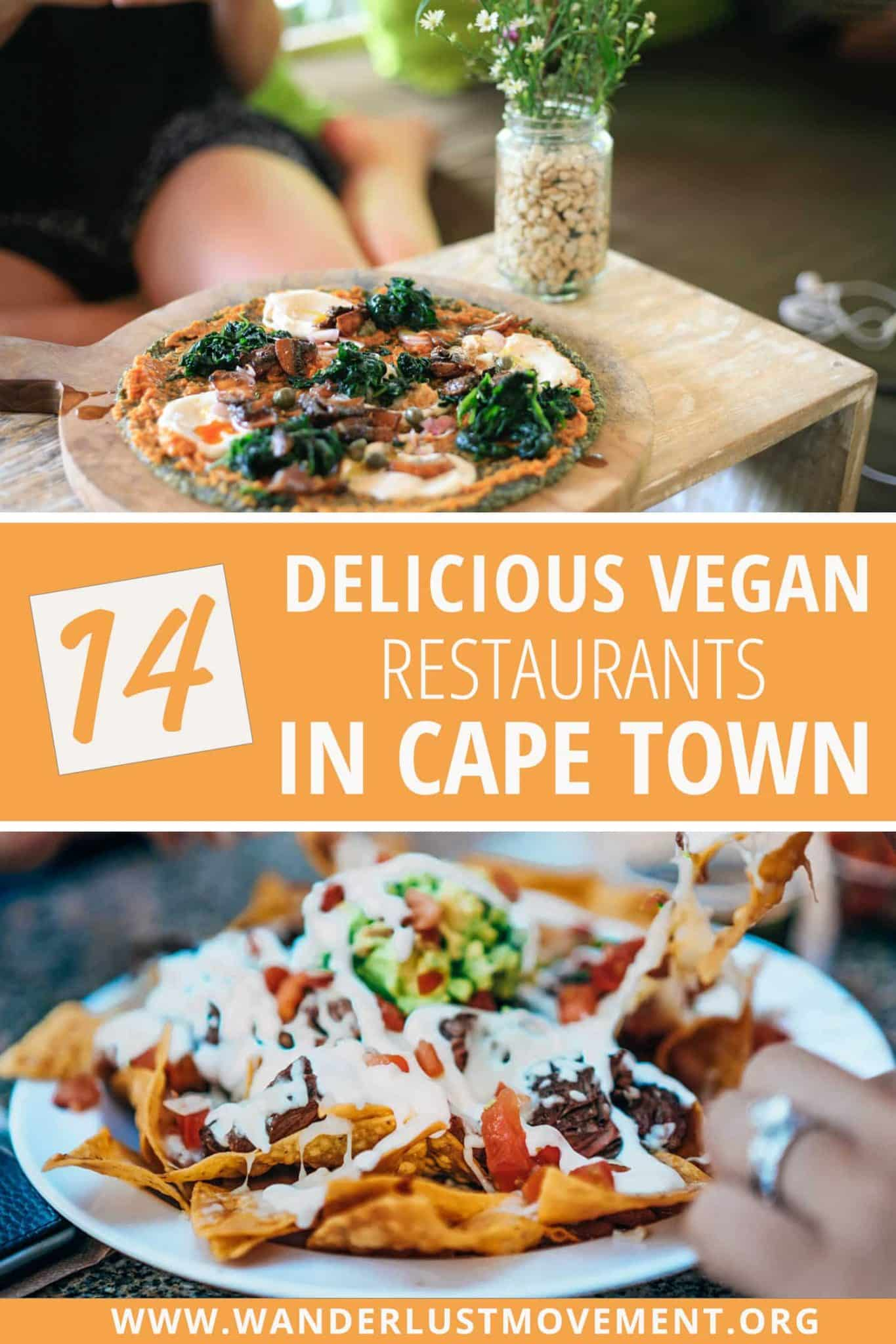 14 Delicious Vegan Restaurants In Cape Town You Need to Try