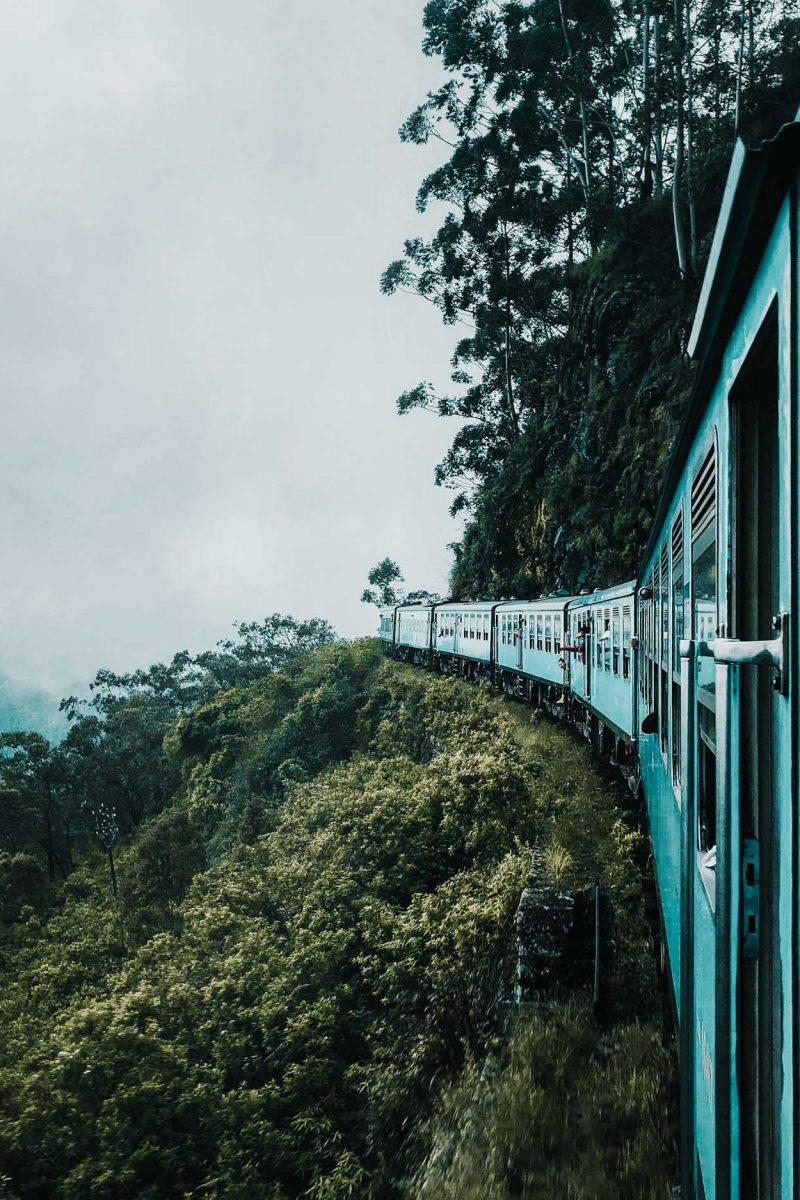 south india train travel guide
