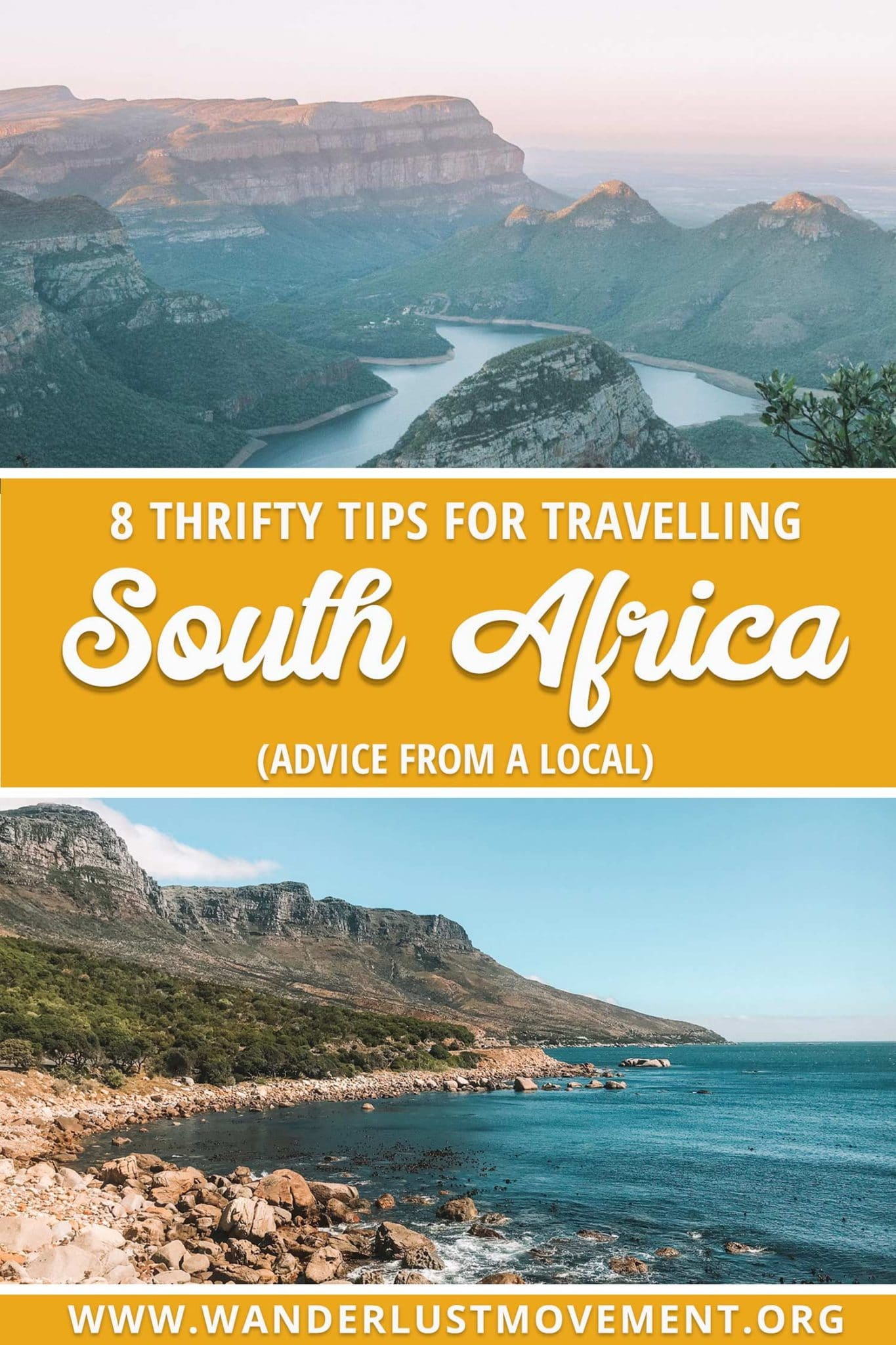 8 of the Best Insider Tips for Travelling South Africa on the Cheap
