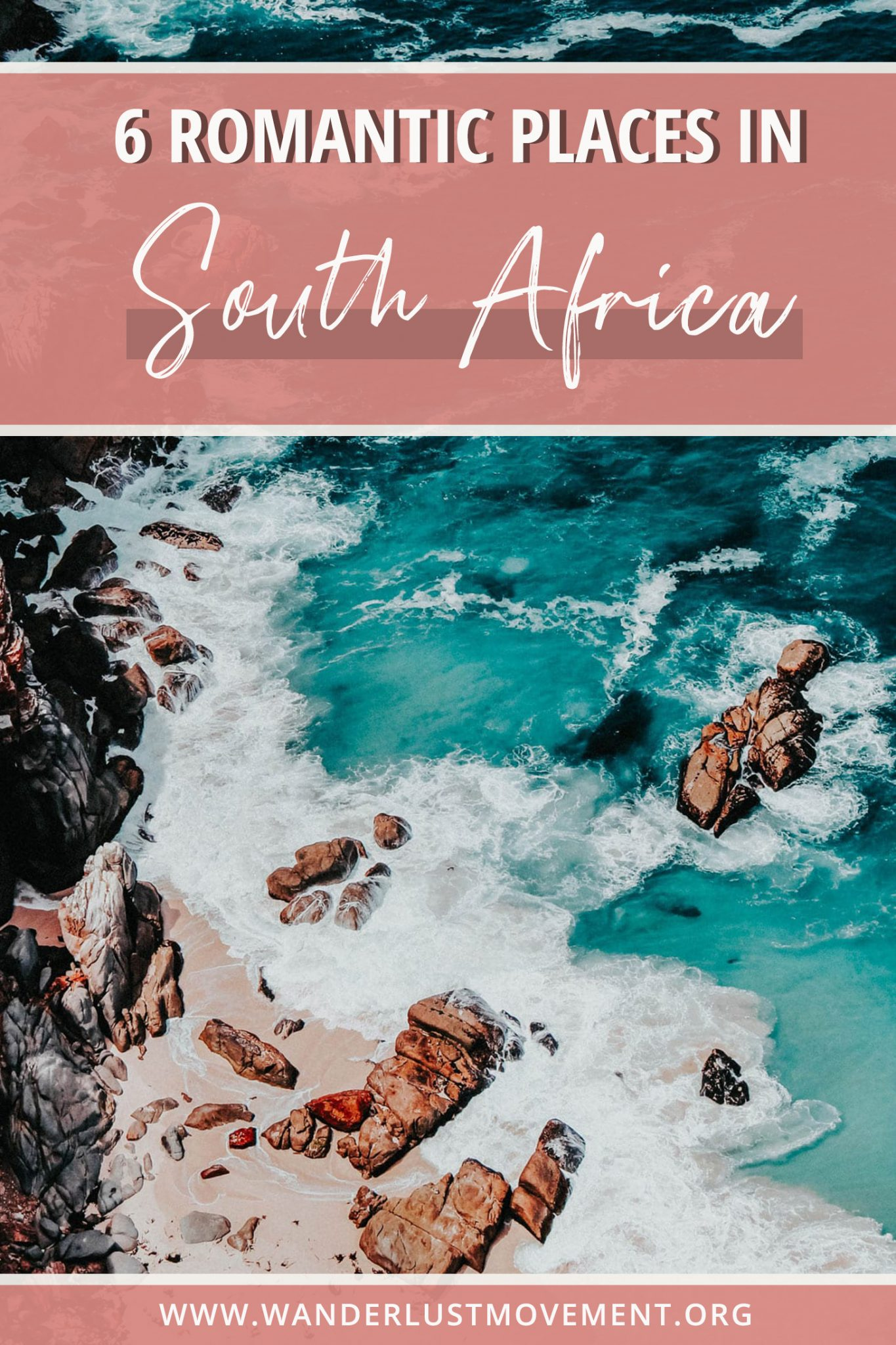 6 Romantic Places in South Africa for Adventurous Couples