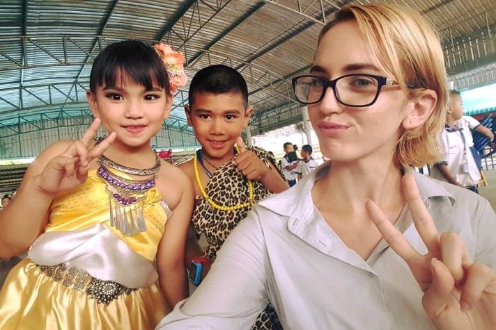 teaching english in thailand as a south african