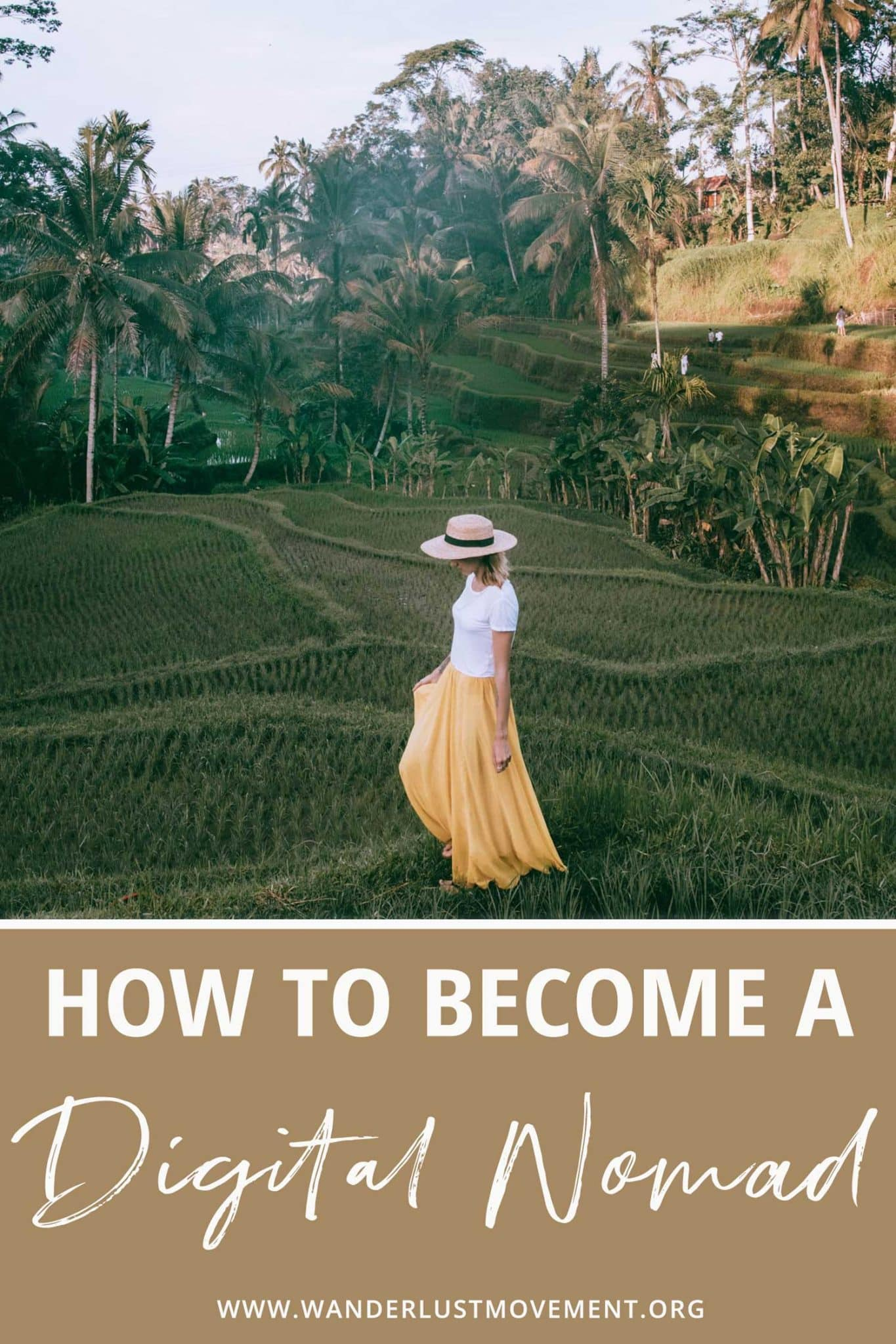 How to Become a Digital Nomad in 6 Easy Steps