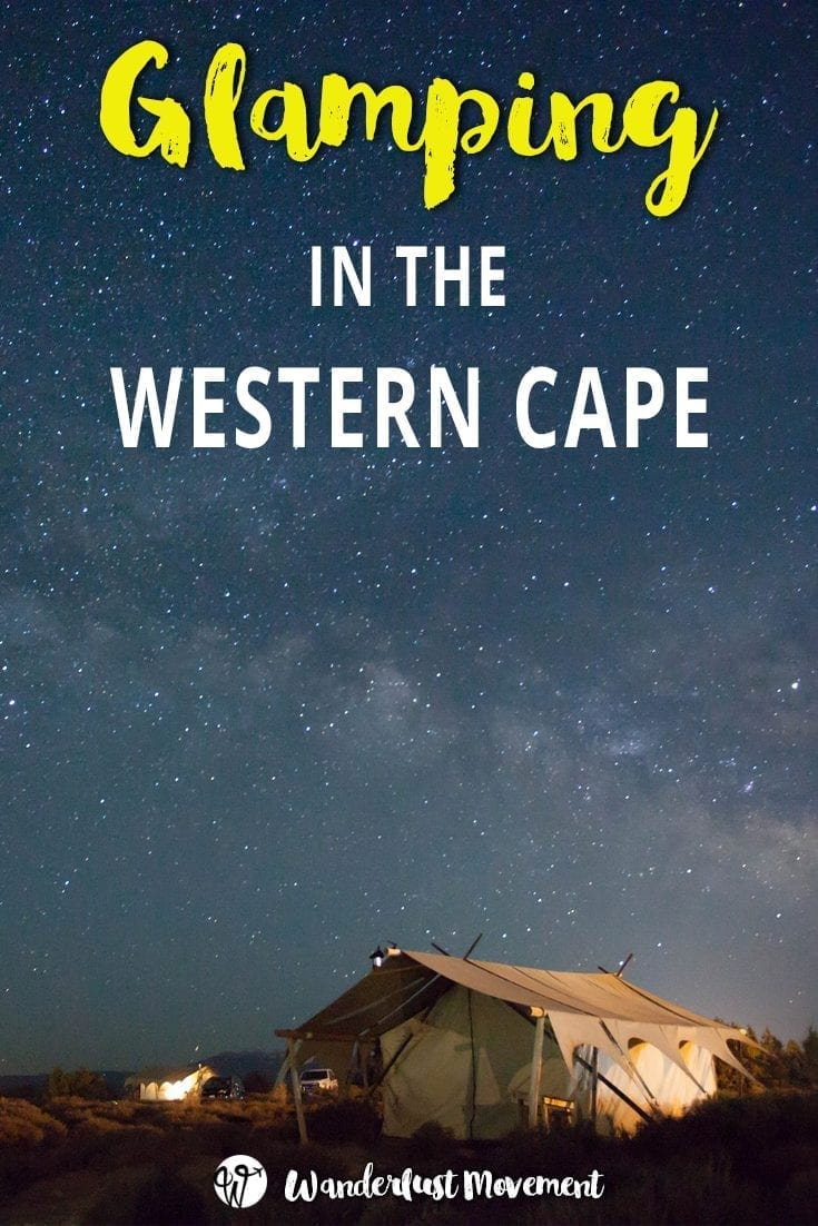 4 Unique And Affordable Glamping Sites In The Western Cape