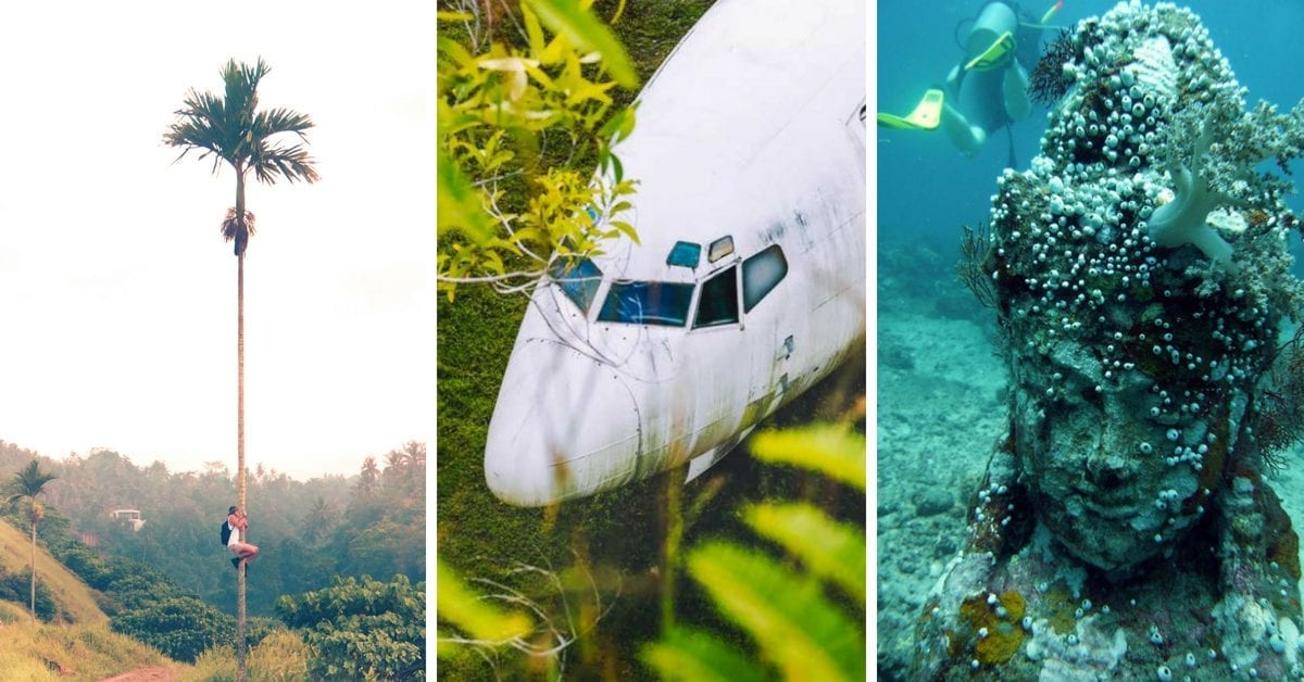 8 Unusual and Adventurous Things to Do in Bali | Wanderlust Movement | #bali #adventuretravel #indonesia #travelinspiration