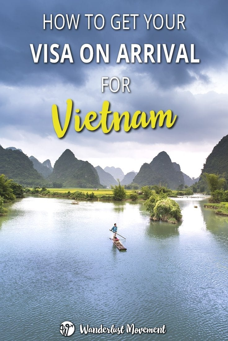 How To Get Your Visa On Arrival For Vietnam In 3 Easy Steps