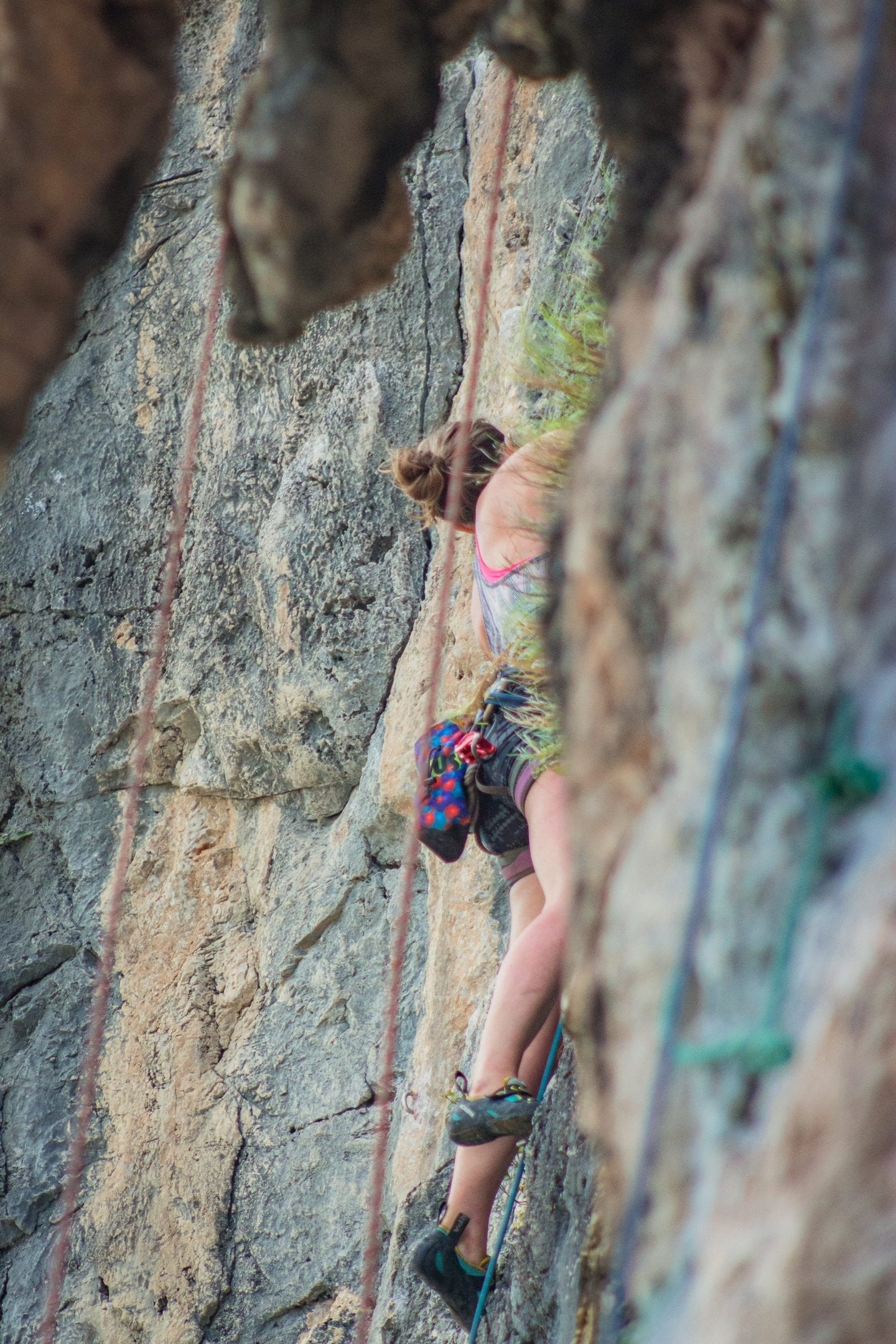Rock Climbing In Railay, Thailand For The First-Time   Wanderlust Movement   #rockclimbing #thailand #krabi #southeastasia #adventure #extremesports