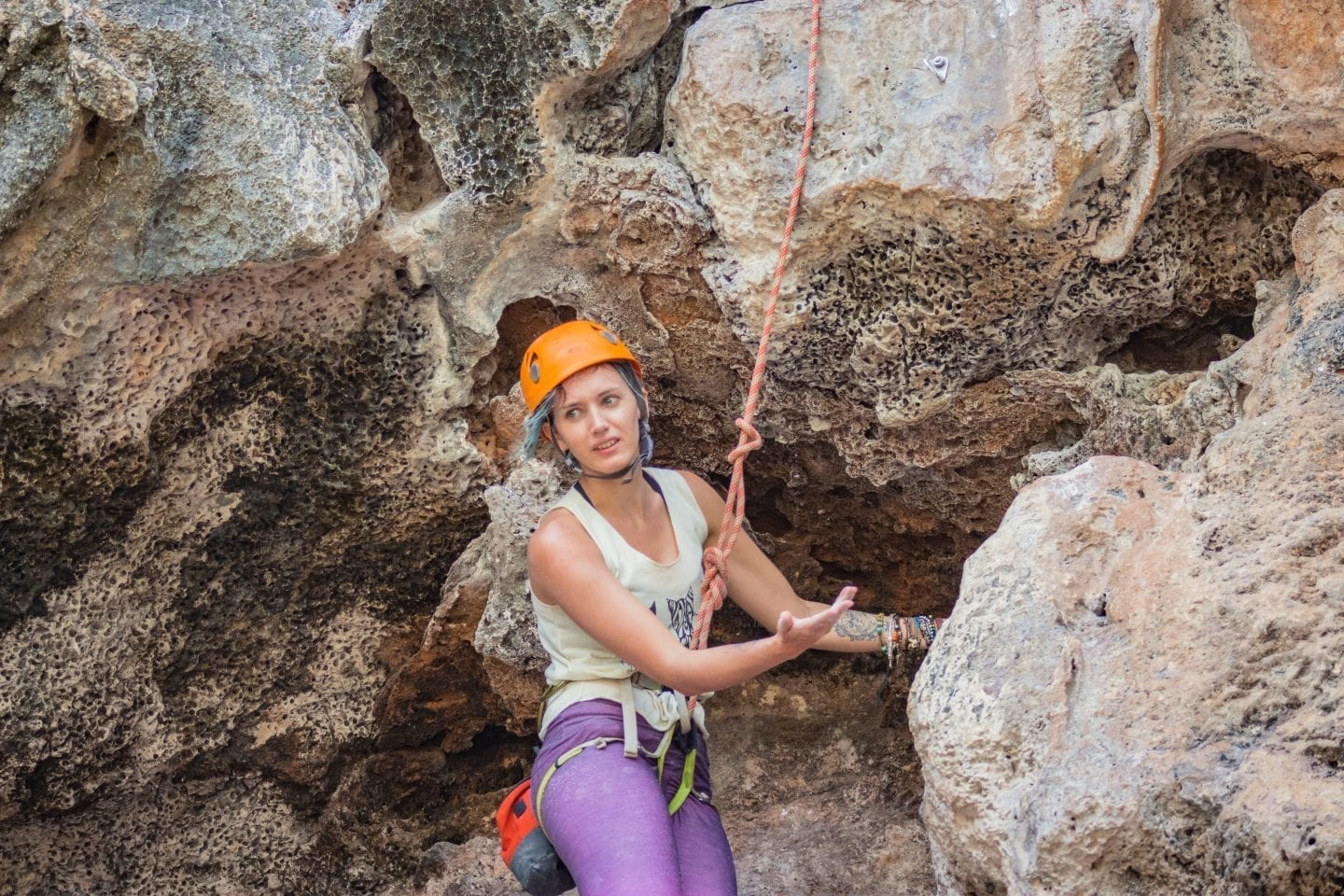 Rock Climbing In Railay, Thailand For The First-Time | Wanderlust Movement | #rockclimbing #thailand #krabi #southeastasia #adventure #extremesports