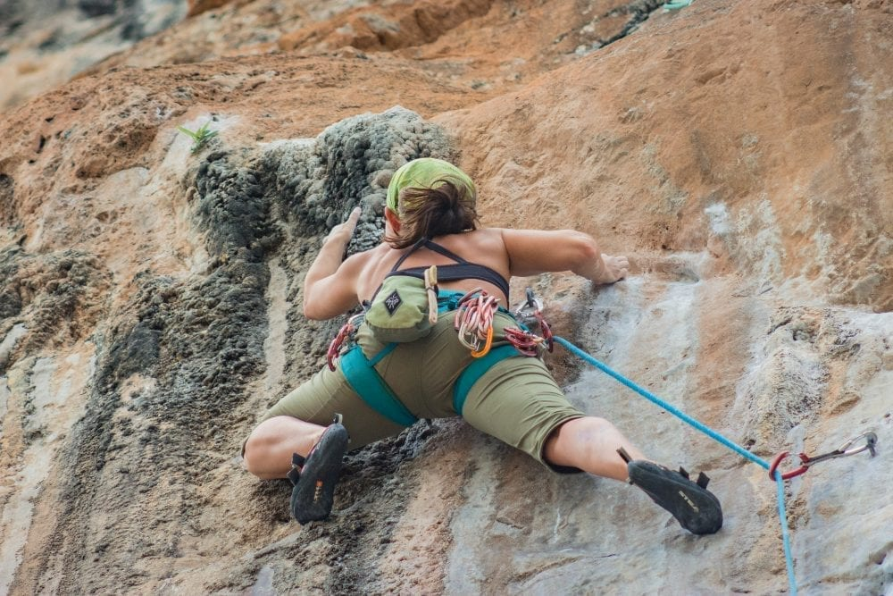 A Beginners Guide to Rock Climbing in Railay, Thailand