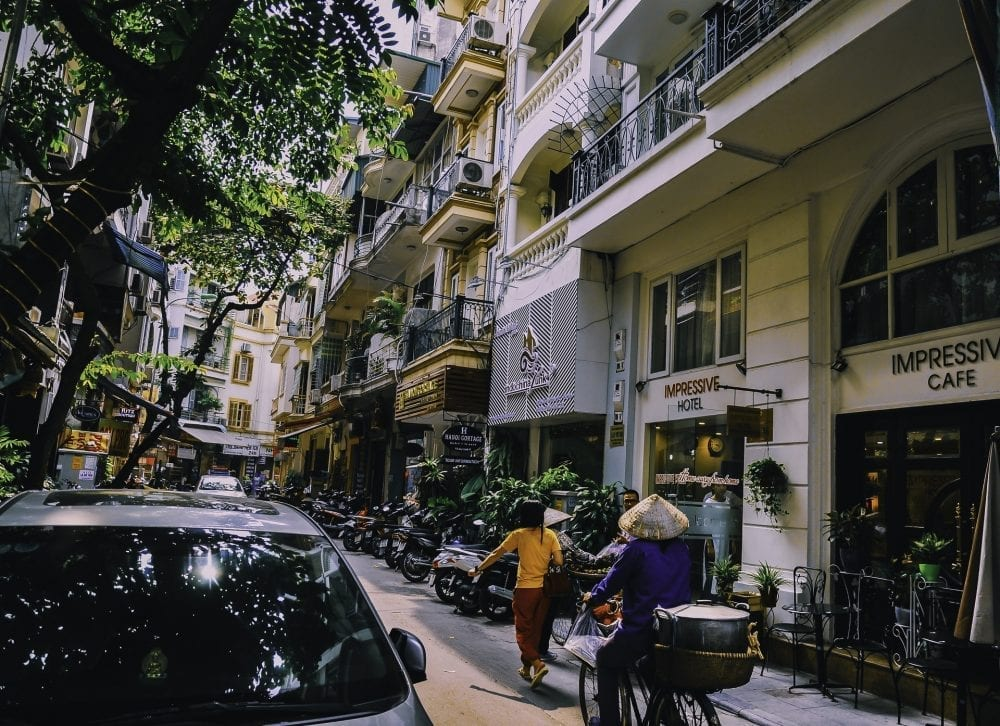 A Kick-Ass 2-Week Vietnam Backpacking Itinerary | Wanderlust Movement | #vietnam #backpacking #solotravel #solofemaletravel #southeastasia #budgettravel