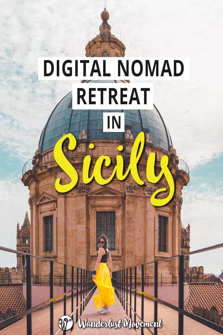 What It\'s Like To Go On a Digital Nomad Retreat in Sicily