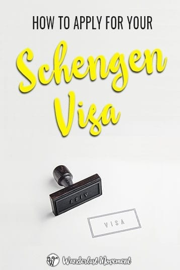 How to Apply for Your Schengen Visa as a South African | Wanderlust Movement | #visas #schengenvisa #traveltips #traveladvice