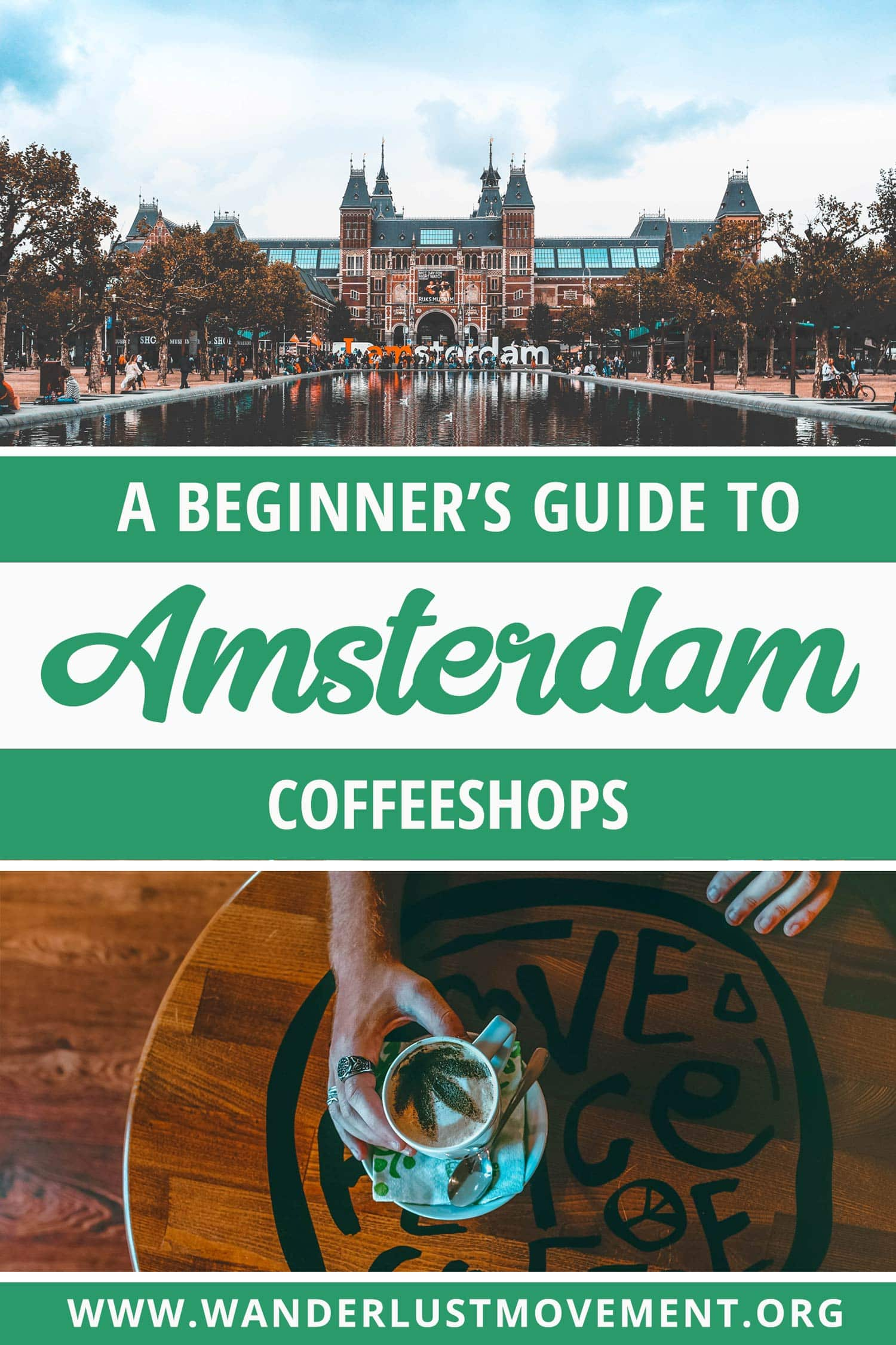 Planning a trip to Amsterdam\'s coffeeshops? Here\'s a complete guide with everything you need to know about getting high for the first time in Amsterdam, Netherlands. From 420 coffeeshop etiquette to what to expect and where to go - I\'ve got you covered. | Amsterdam travel tips | | things to do in Amsterdam | #amsterdam #netherlands #coffeeshops #traveltips #420