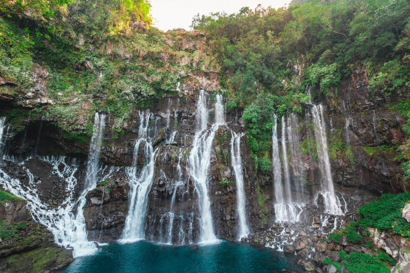 Looking for the ULTIMATE Reunion Island Itinerary? I've got you covered. Fly over a lava-spewing volcano, eat your weight in Creole food and SO much more! Reunion Island     Reunion Island Travel   Reunion Island Travel Tips   Island Travel Destinations   Island Travel Photography  #reunionisland #island #traveltips
