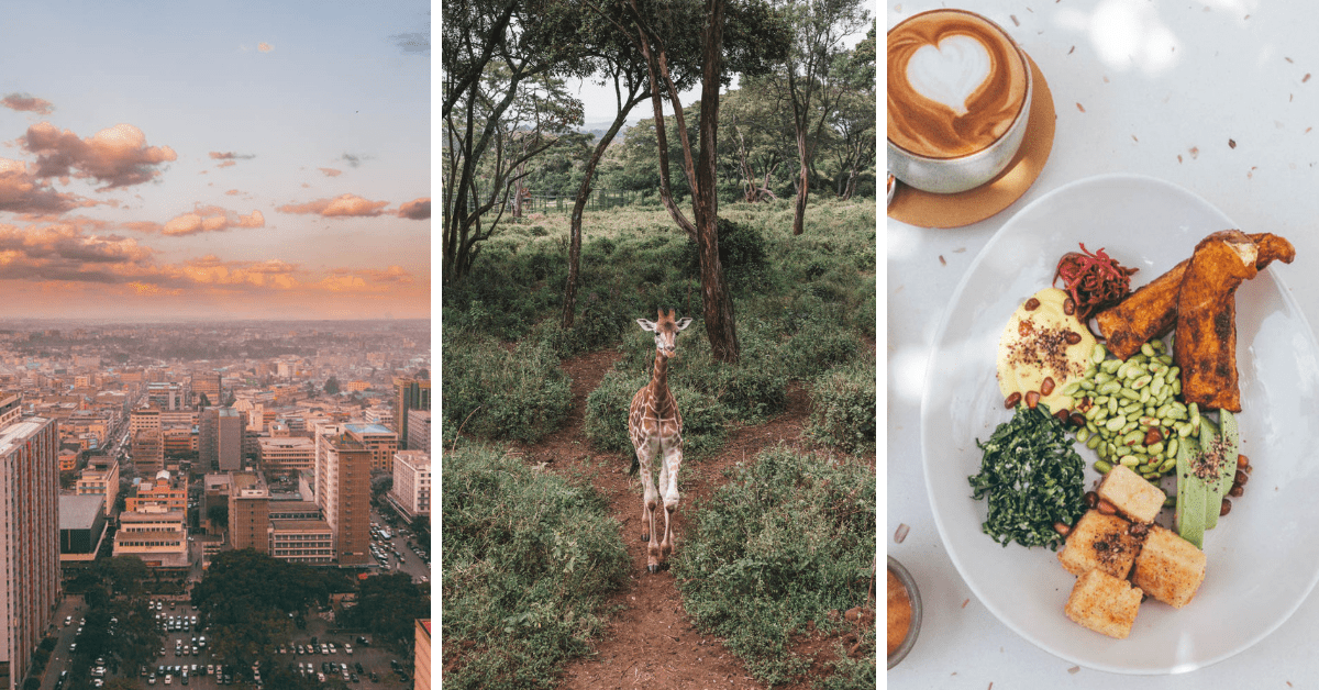a digital nomad's guide to nairobi, kenya