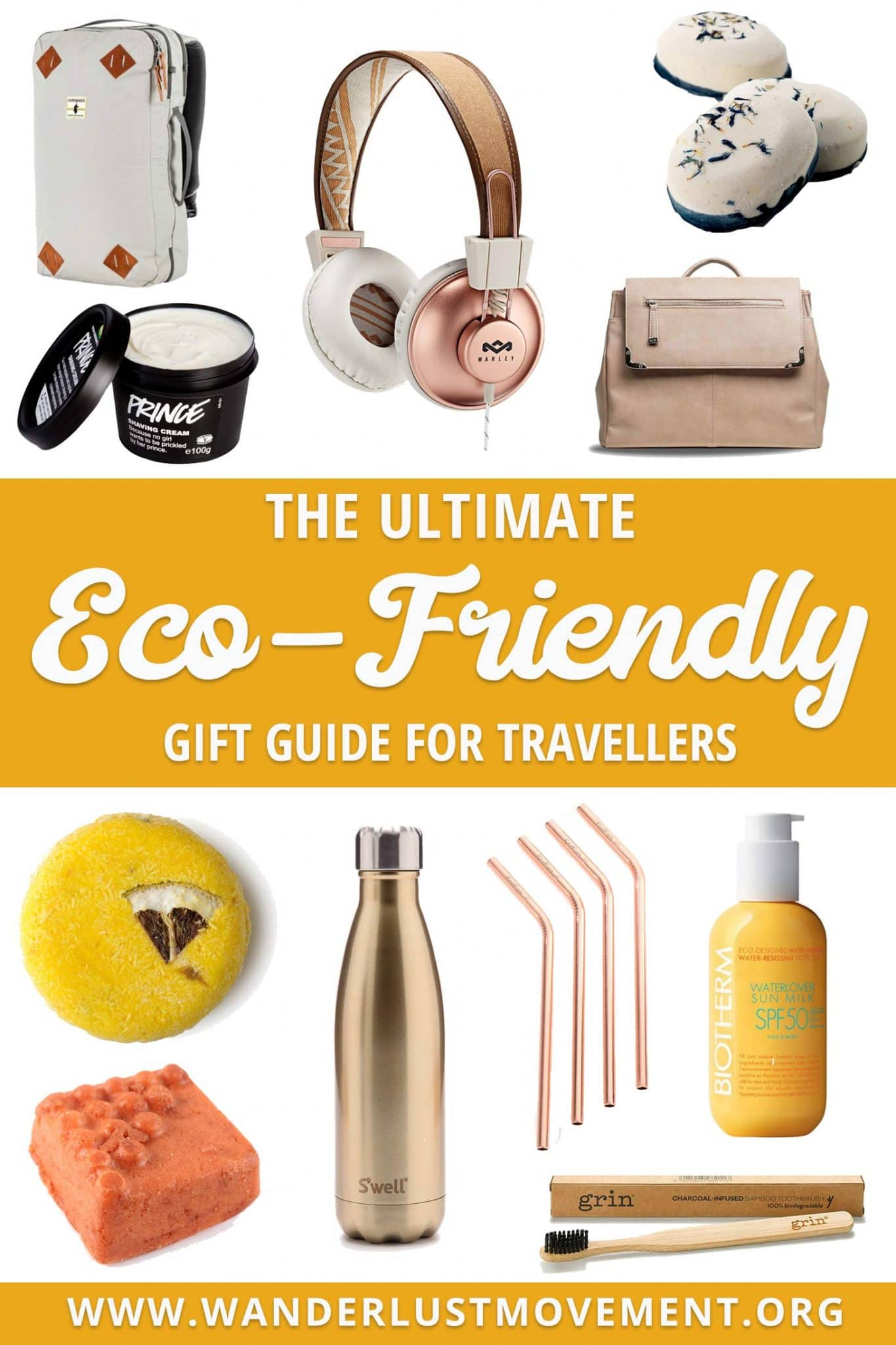 20 Eco-Friendly Gift Ideas for Travellers