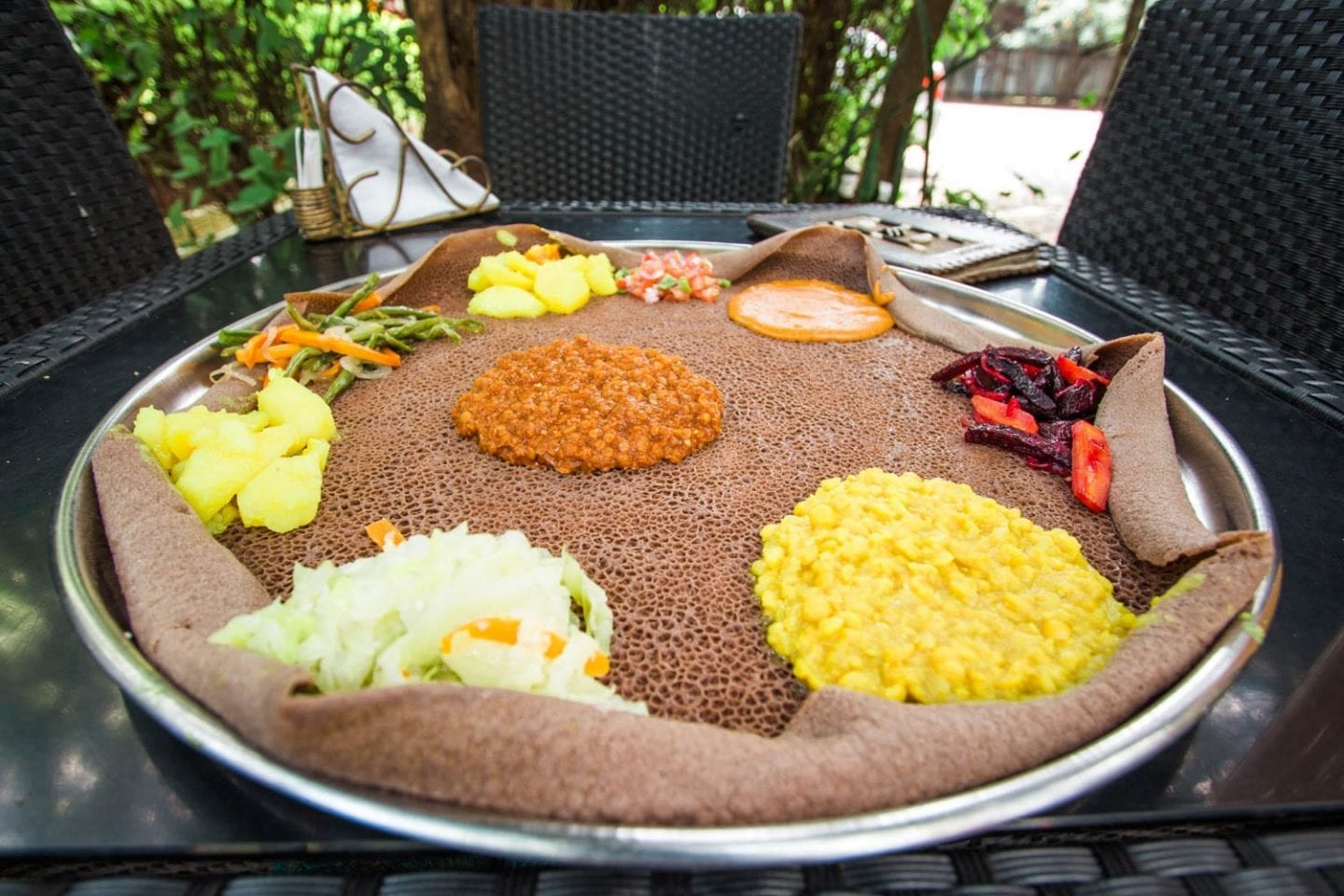 ethiopian food in nairobi