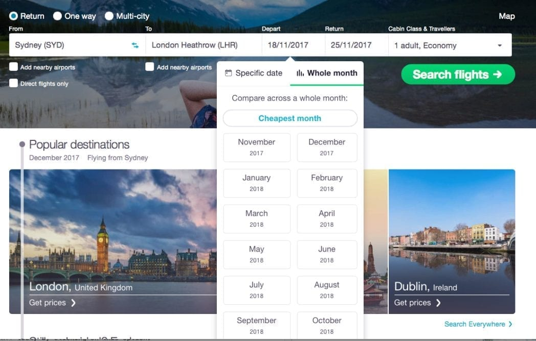 How To Find The Best Skyscanner Black Friday Airfare Deals
