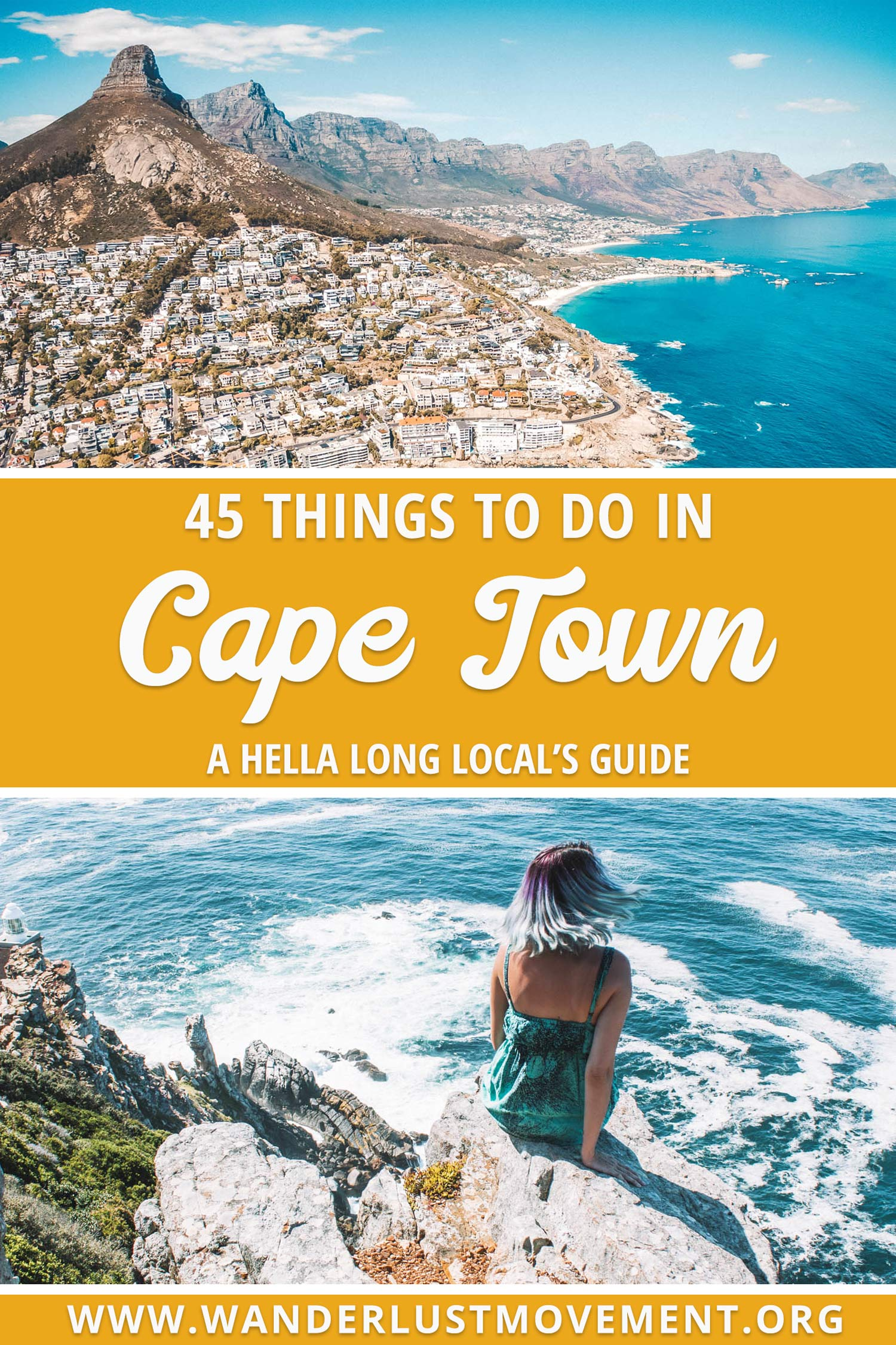 "Cape Town is a ""choose your own adventure"" type of place. Whether you\'re looking for adventure, romance or the unusual - here are the best things to do in Cape Town! 