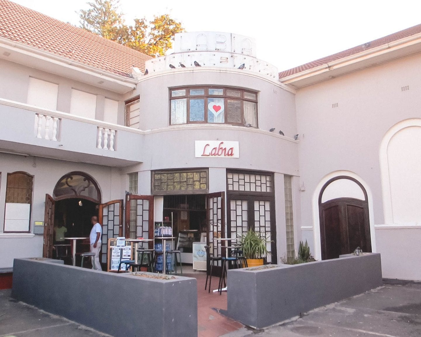 labia theatre in cape town