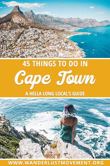 "Cape Town is a ""choose your own adventure"" type of place. Whether you're looking for adventure, romance or the unusual - here are the best things to do in Cape Town! 