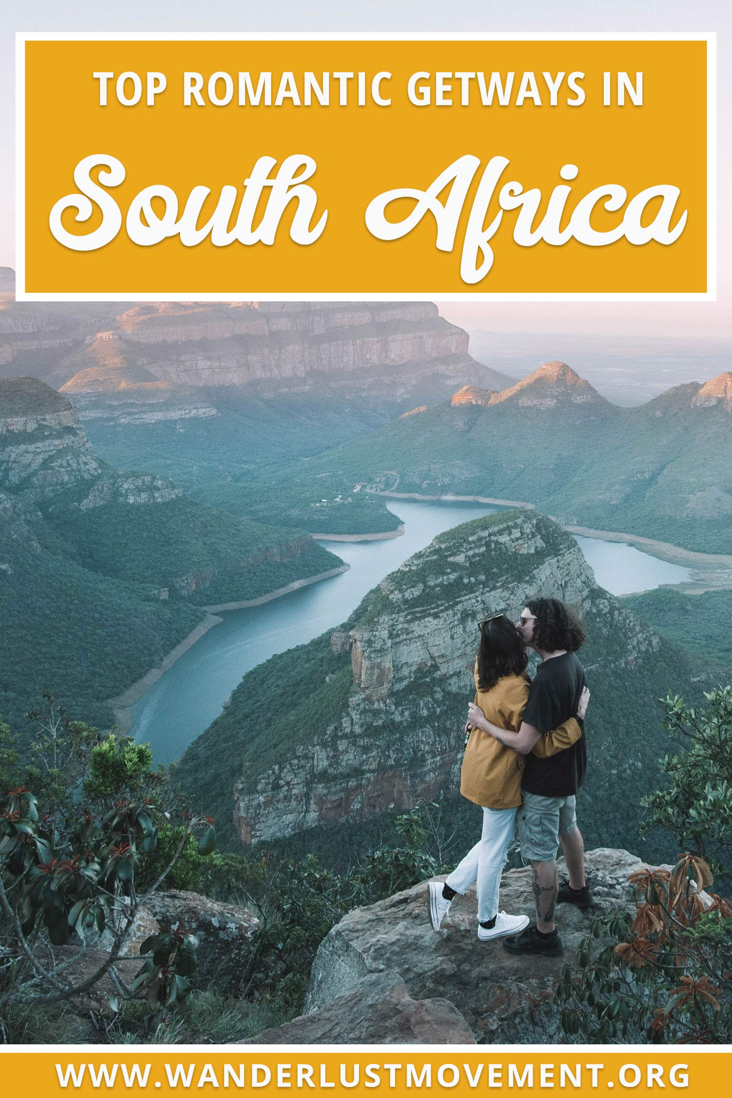South Africa is home to some incredible landscapes and bespoke accommodation options. Whether you\'re on a budget or you\'re looking to splurge - here are the top romantic getaways in South Africa! | Cheap Romantic Getaways | South Africa Travel Tips | South Africa Accommodation | #southafrica #africatravel #traveltips #romanticgetaways