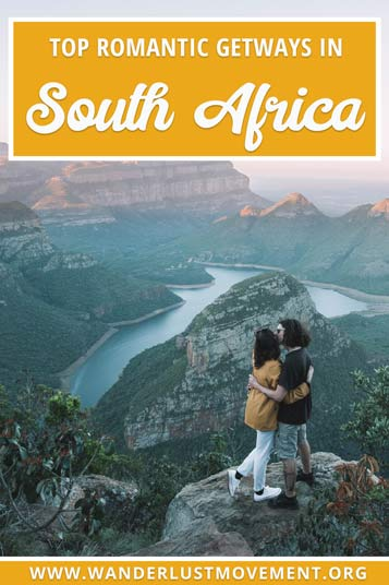 TSouth Africa is home to some incredible landscapes and bespoke accommodation options. Whether you're on a budget or you're looking to splurge - here are the top romantic getaways in South Africa! | Cheap Romantic Getaways | South Africa Travel Tips | South Africa Accommodation | #southafrica #africatravel #traveltips #romanticgetaways