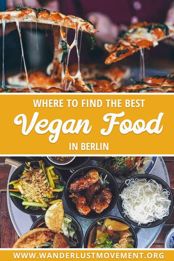 Hungry, vegan and in Berlin? Here are some of the top spots for vegan food in Berlin! Whether you're looking for fast food or Michelin-rated cuisine. | Berlin Vegan Food | Berlin Vegan Restaurants | Berlin Vegan Brunch | #germany #berlin #vegan #vegantravel