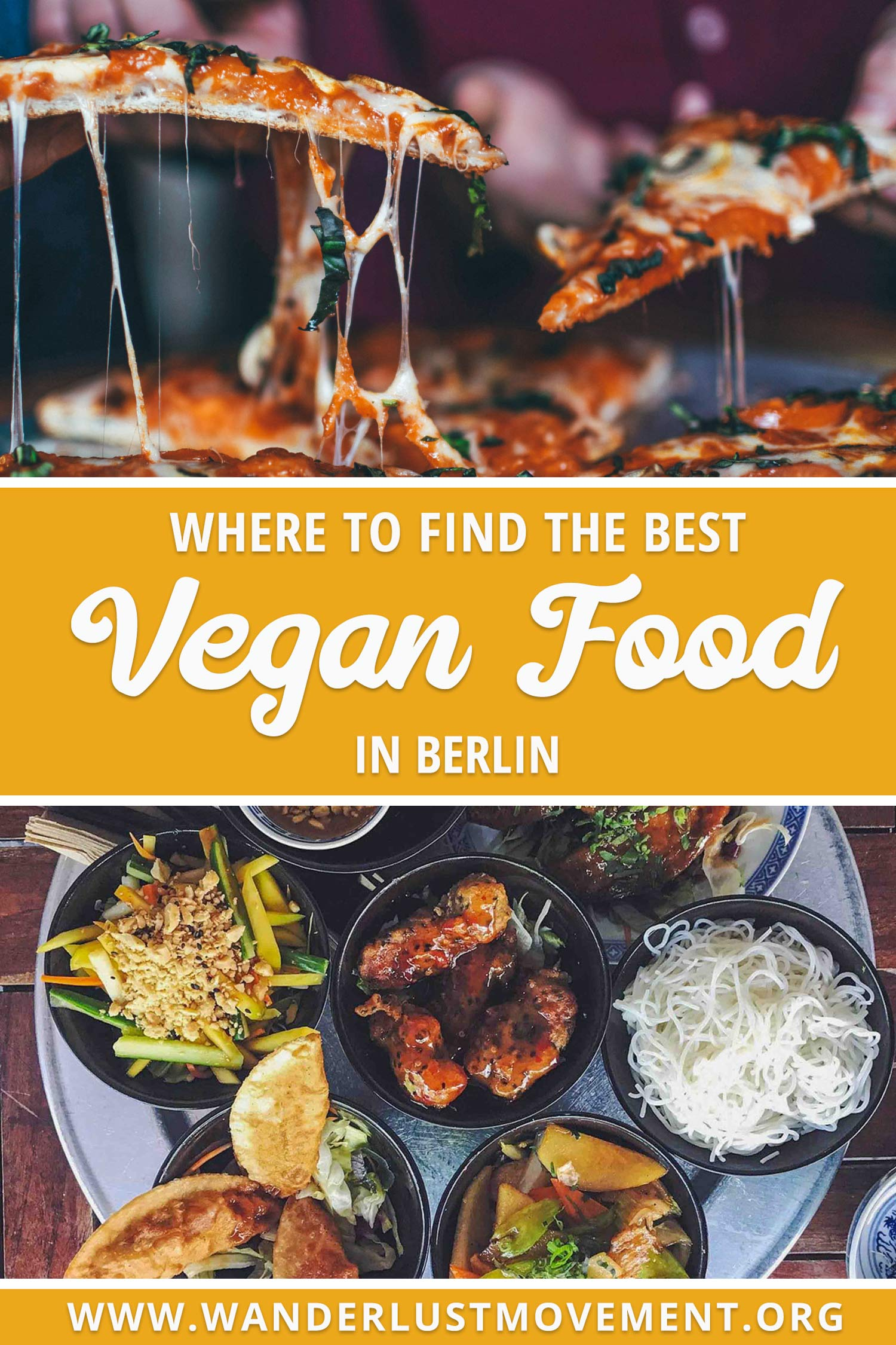 Hungry, vegan and in Berlin? Here are some of the top spots for vegan food in Berlin! Whether you\'re looking for fast food or Michelin-rated cuisine. | Berlin Vegan Food | Berlin Vegan Restaurants | Berlin Vegan Brunch | #germany #berlin #vegan #vegantravel
