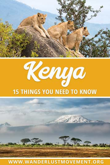 Kenya is an incredible destination whether you're looking for a safari or the ultimate beach holiday, there are a few things you need to know before your first trip to this East African country. Whether it's how to use the country's M-Pesa money system to getting around and safety concerns, ya gurl has all your questions answered. Here are 15 useful things to know before you travel to Kenya! | Kenya Travel Tips | Africa Travel Tips | Africa Travel Safari | #kenya #africa #traveltips