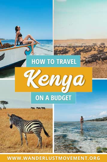 Kenya is one of the best destinations in Africa for budget travellers. You can eat your weight in avocados for less than a dollars, rent out entire apartments for $21 and book a private half-day snorkelling tour in Watamu Marine National Park for $50! Here's how to travel Kenya on a budget. | Kenya Travel Tips | Africa Travel Tips | Budget Travel Destinations | Budget Travel Tips| #Kenya #Africatravel #budgettravel