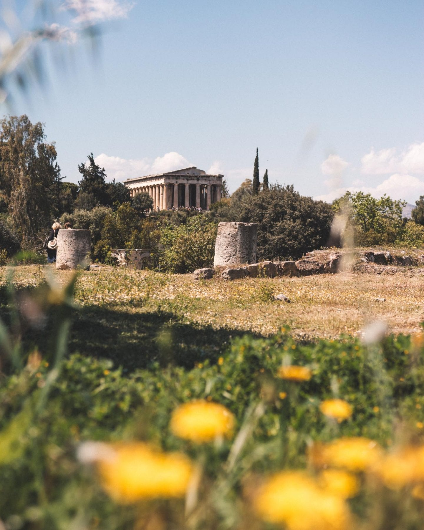 ancient agora in athens