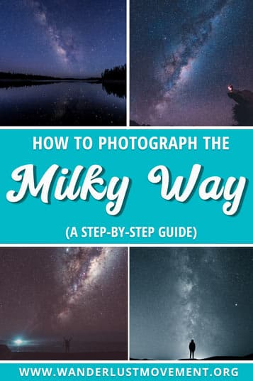 What if I told you that you're capable of planning, shooting and editing incredible photos of the Milky Way? Here's a complete step-by-step guide! Night Photography | Astrophotography | Star Photography | Photography Tips | #photography #milkyway #nightphotography #astrophotography