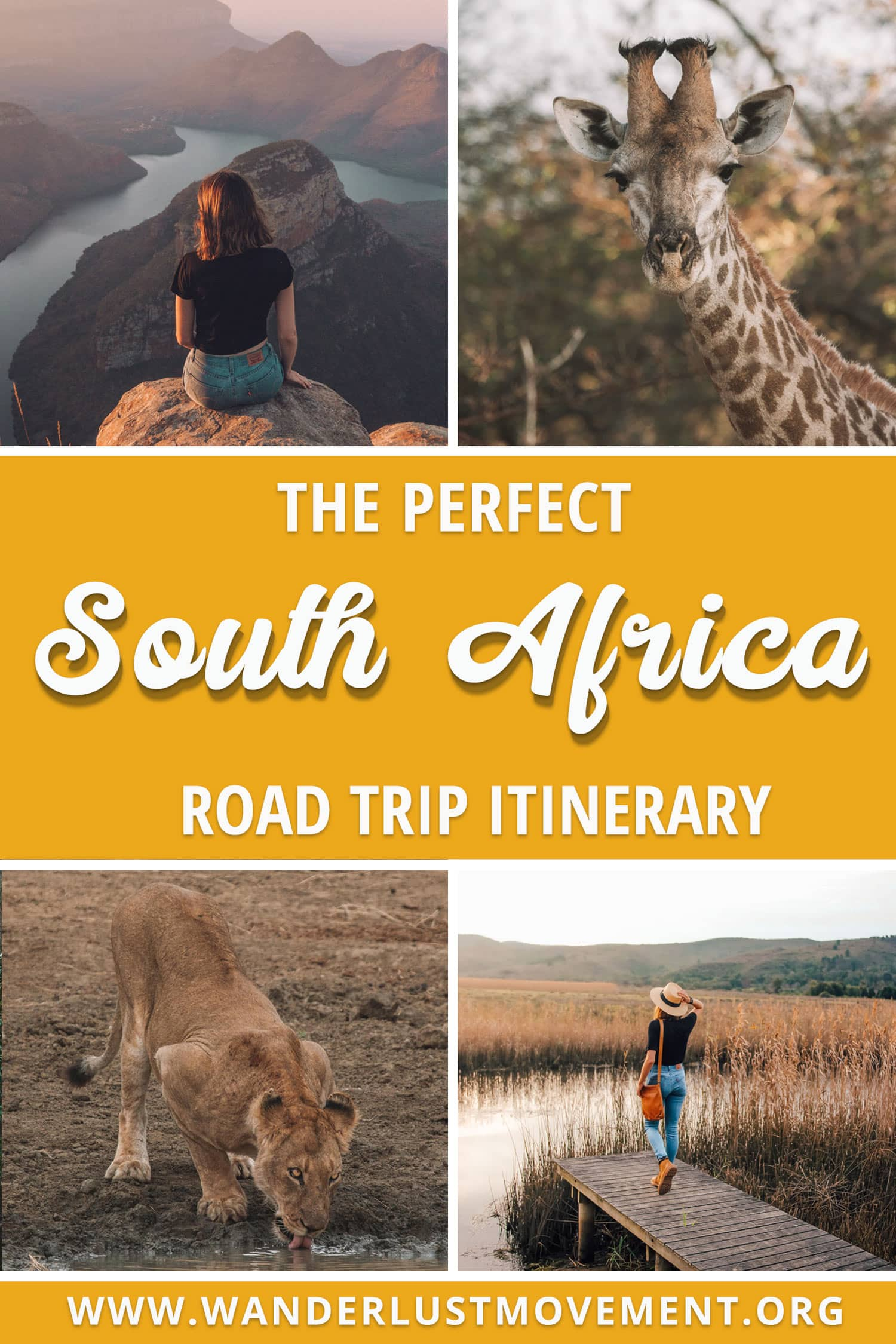 The Perfect Itinerary for an Epic South Africa Road Trip