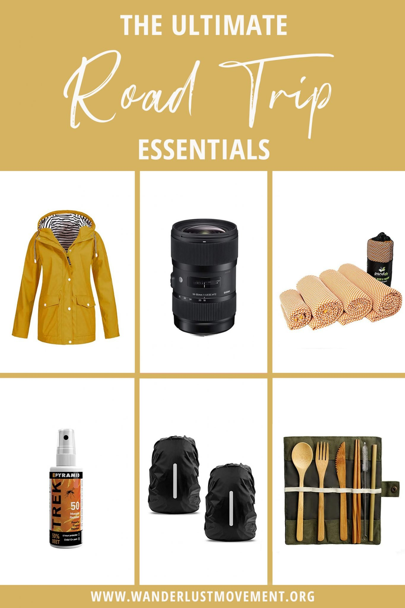 The Ultimate Road Trip Essentials Packing List (+ Free Checklist!)