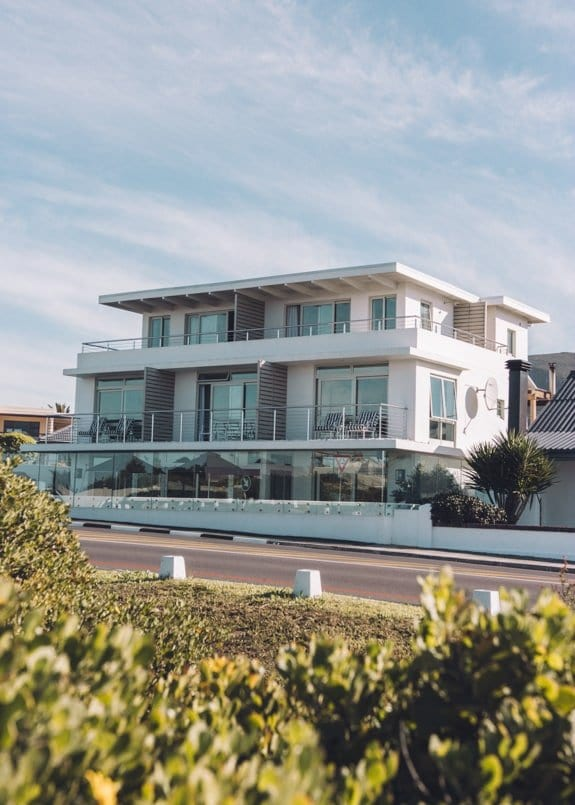 Staying at One Marine Drive Boutique Hotel in Hermanus