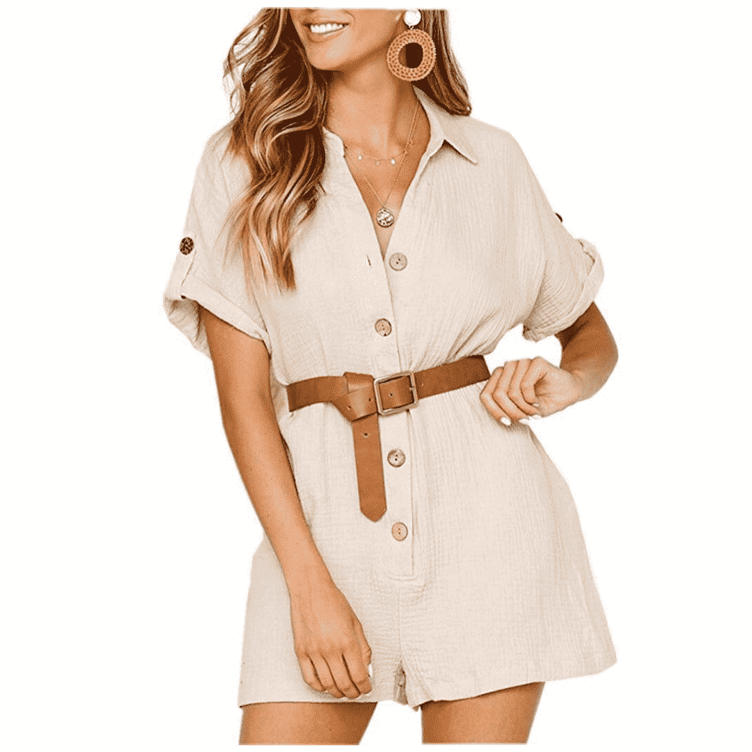 safari playsuit