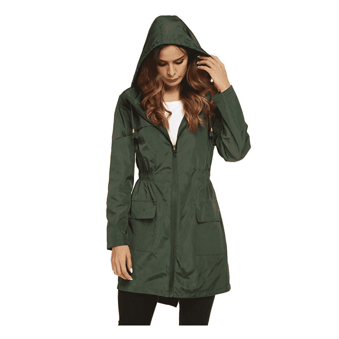 raincoat for safari