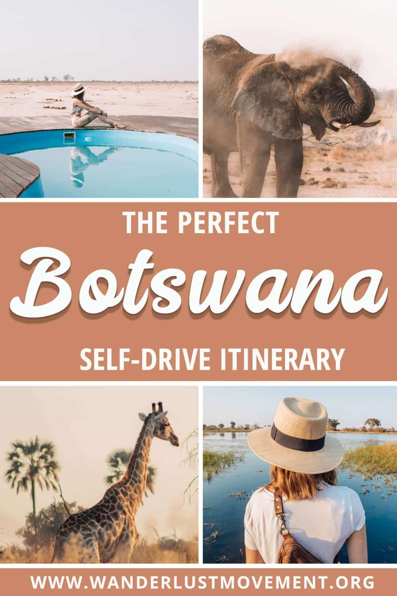 The Perfect Self-Drive Botswana Itinerary for an Epic Safari Trip