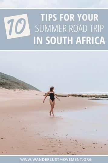 Planning a summer road trip in South Africa? Here are some tips & essentials you don't want to leave home without!