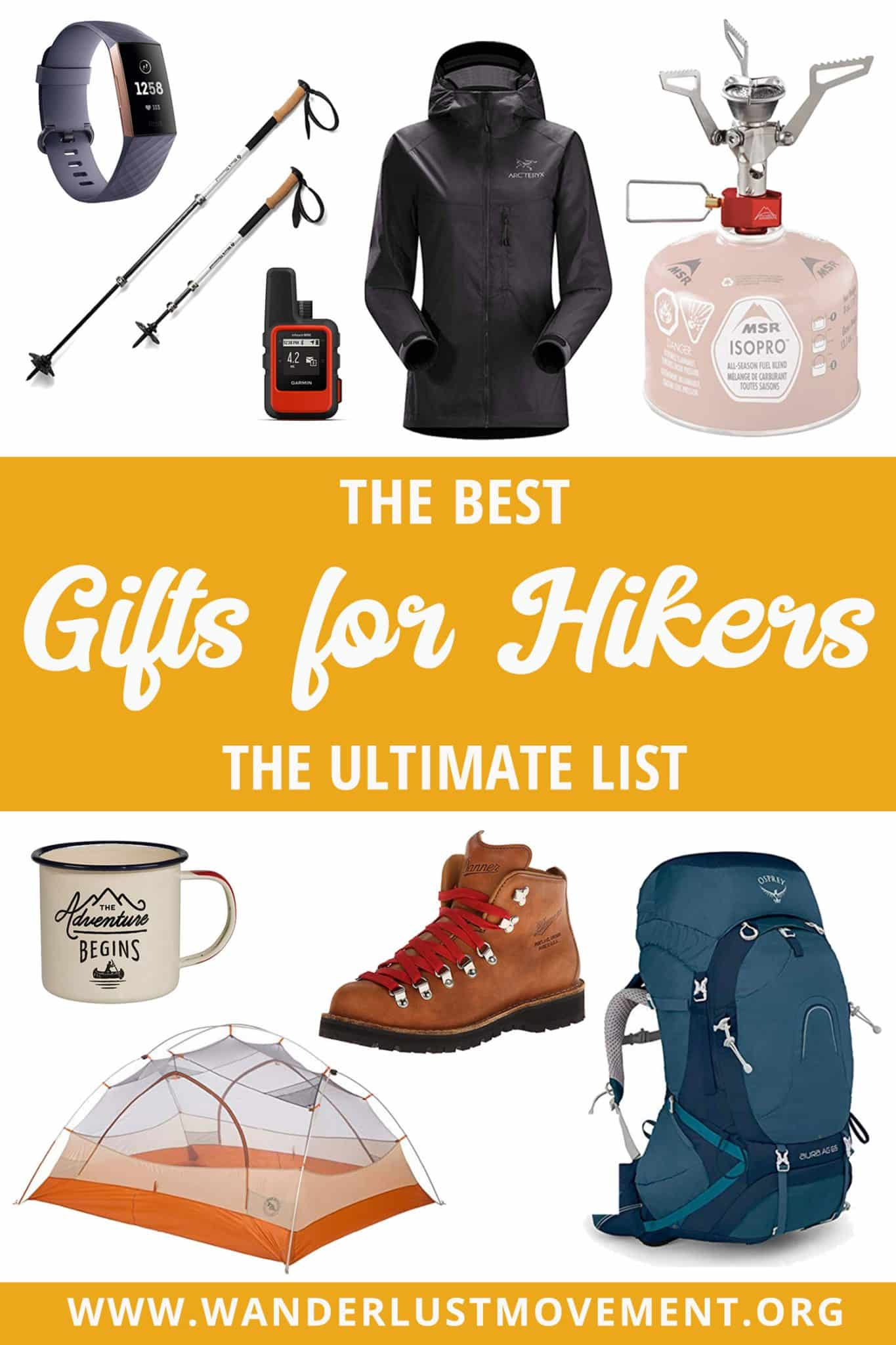 The Best Gifts for Hikers: The Ultimate List for Every Budget