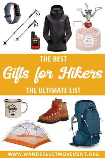 The best gifts for hikers for every budget! Splurge on big-ticket items or gift a hiker with a practical gift without breaking the bank.