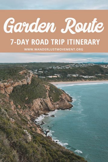 Tackle one of the best road trips in South Africa! Here's an epic 7-day Garden Route itinerary with all the top highlights.