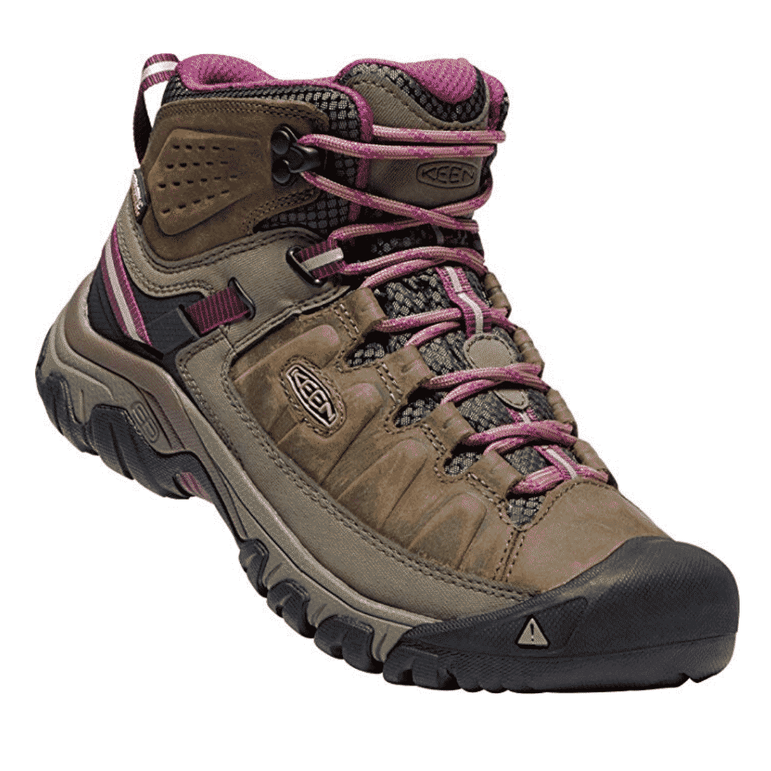 KEEN Women's Targhee Iii Mid Wp Hiking Boot