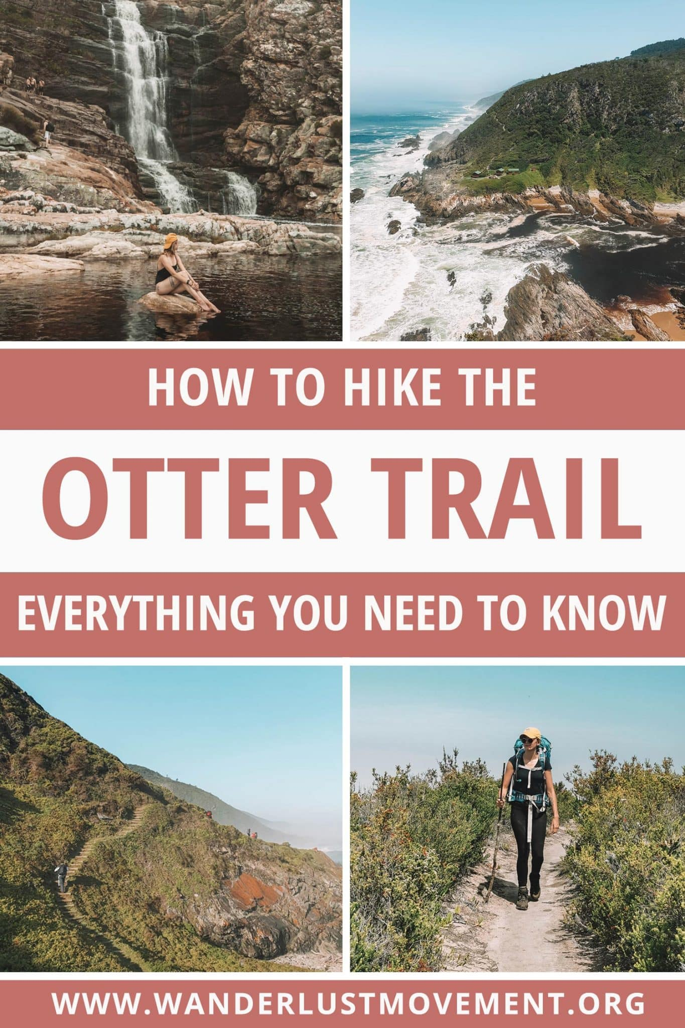Hiking The Otter Trail in South Africa: Absolutely Everything You Need to Know