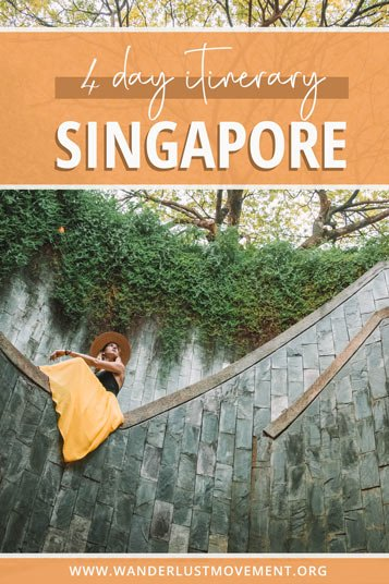 Worried 4 days isn't enough? Here's a detailed Singapore 4 day itinerary on how to see all the top attractions, where to eat, stay & more!