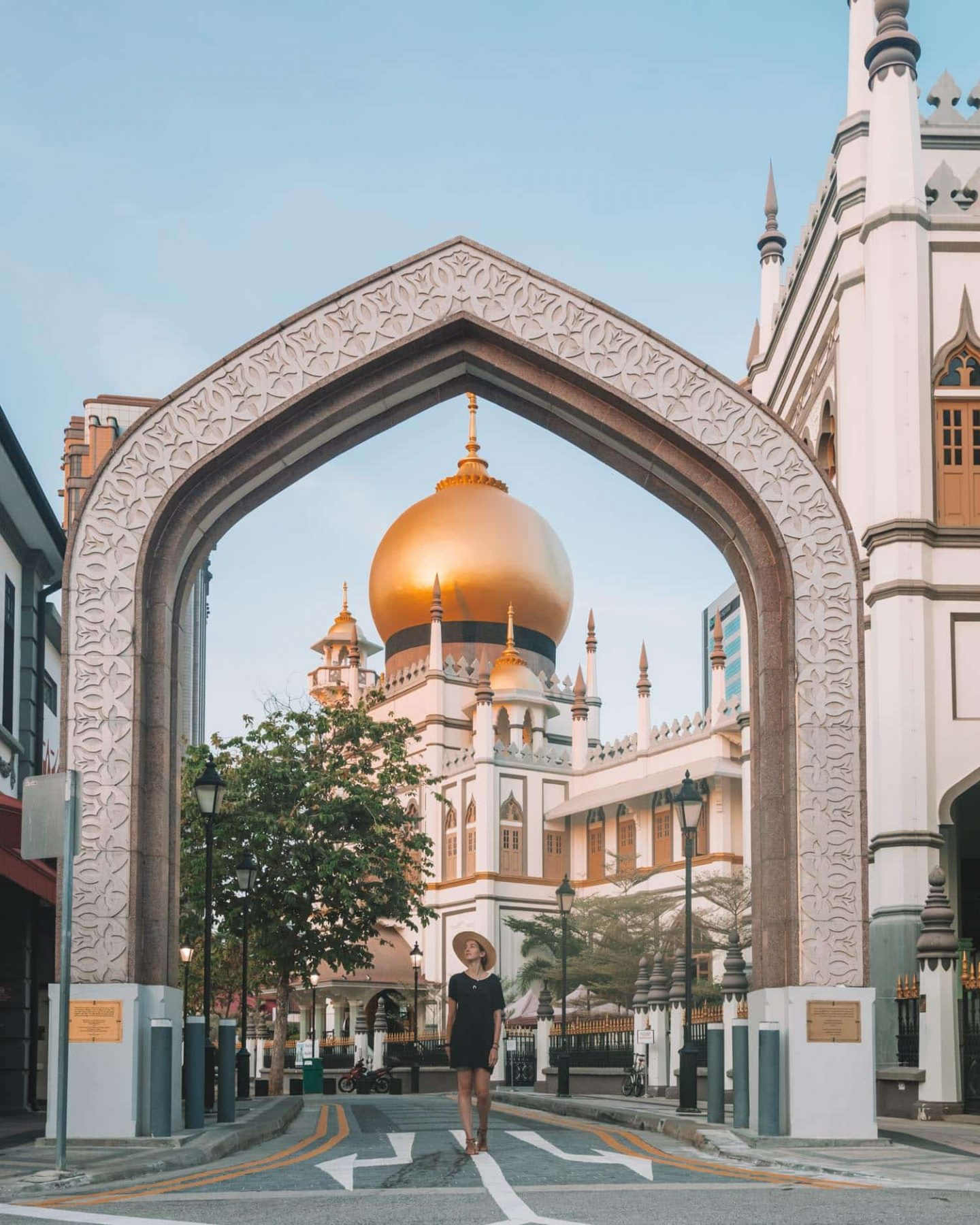 Masjid Sultan in Singapore